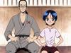 Koushirou and Kuina RUN! RUN! RUN!