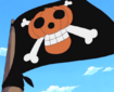 Pumpkin Pirates' Jolly Roger