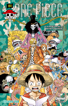 Tome 81 Couverture VF Infobox