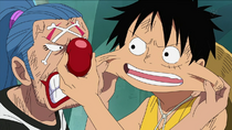 Buggy dan Luffy