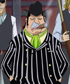 Capone Bege Anime Pra Timeskip Infobox