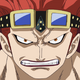 Eustass Kid Pre Ellipse Portrait