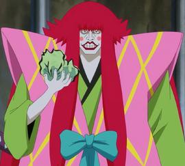 Kurozumi Kanjuro Anime Infobox