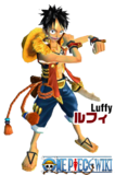 Luffy One Piece Unlimited Cruise Outfit