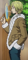 Primera vestimenta de Sanji en Heart of Gold