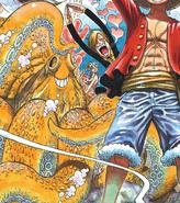 Surume Manga Color Scheme