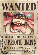 Charlotte Linlin Wanted Poster