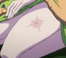 Cicatrice de Toki
