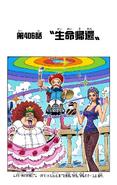 Coloreado Digital del Capítulo 406
