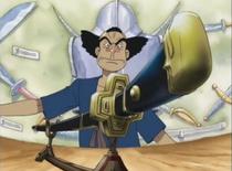 Ippon passes Yubasiri Zoro