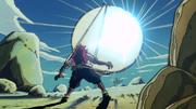 Luffy vs El Drago