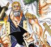 Morgan Manga Color Scheme