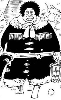 Negikuma Maria Manga Infobox