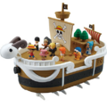 One Piece Memorial Log Ship Going Merry
