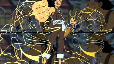 One Piece opening 2 russian version Comix Art titles by Igrog (Version 2)