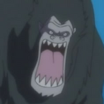 Sea Gorilla Portrait