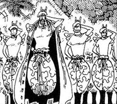 Bêrets Blancs Manga