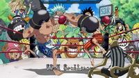 Chapter 454 Anime