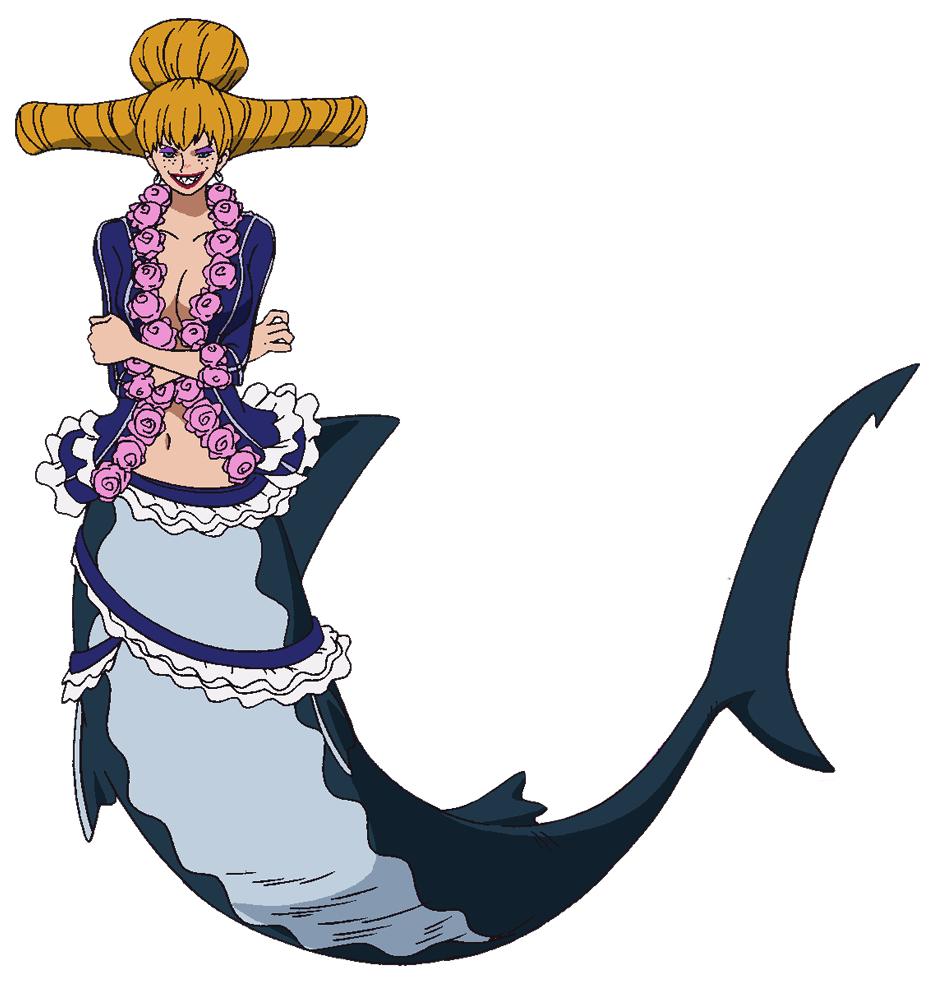 Charlotte Praline Anime Concept Art