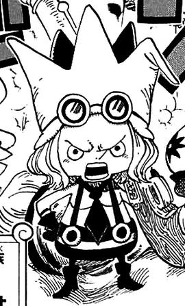 Leo Manga Infobox