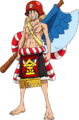 Luffy Film Gold Kintaro Outfit.png