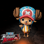 One Piece Burning Blood Tony Tony Chopper (Artwork)