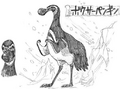 Pingouin Boxeur Concept Art