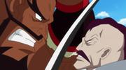 Shuzo vs Momonga