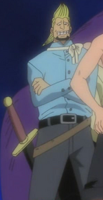 Thatch's Original Anime Color Scheme