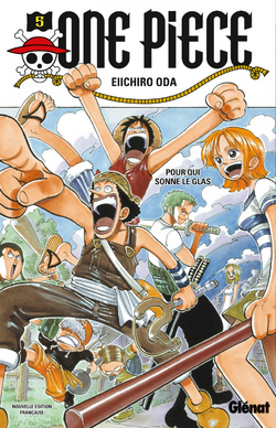 Tome 5 Couverture VF Infobox