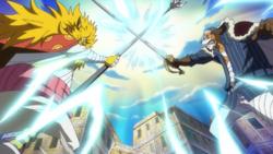 Cane-tempesta vs Gatto-vipera