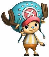 Chopper Pirate Warriors 3