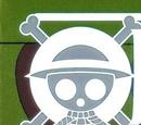 Databooks One Piece/Green : Secret Pieces