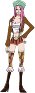 Jewelry Bonney Anime Concept Art