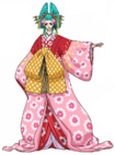Komurasaki Anime Concept Art