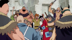 Luffy Captured By The Beast Pirates