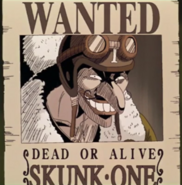 Skunk One's Movie 2 Wanted Poster