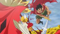 Kyros derrota a Diamante