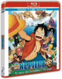 One Piece Movie 3D blu-ray Spain