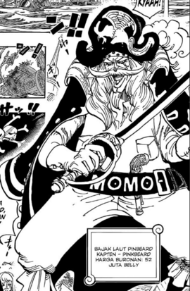Pinkbeard Manga Infobox