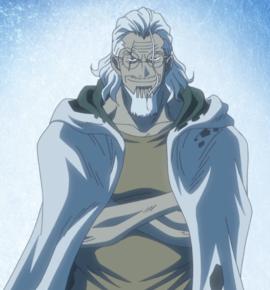 Silvers Rayleigh Anime Infobox