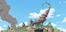 Smoker's Island