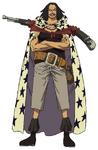 Yasopp Anime Concept Art