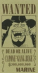 Bege's Non-Canon Wanted Poster