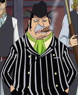 Capone Bege Anime Pre Timeskip Infobox