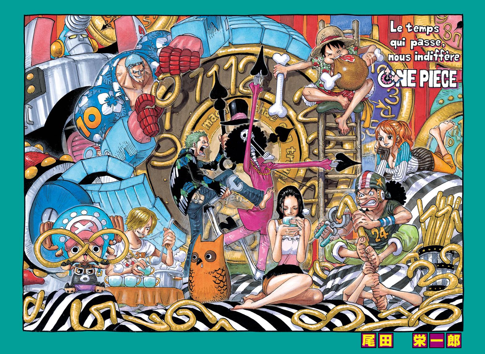 Chapter 692 | One Piece Wiki | Fandom
