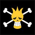 Piratas Tulipán bandera