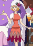 Stussy como Reina del Distrito de Placer
