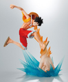 Attack Motions Luffy - Gomu Gomu no Gigant Pistol