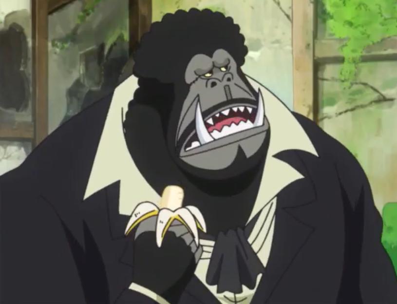 """Résultat de recherche d'images pour """"sengoku one piece gorilla"""""""
